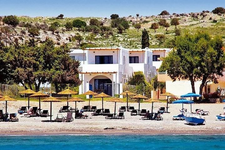 Apartmánový dům Katikies - Korfu