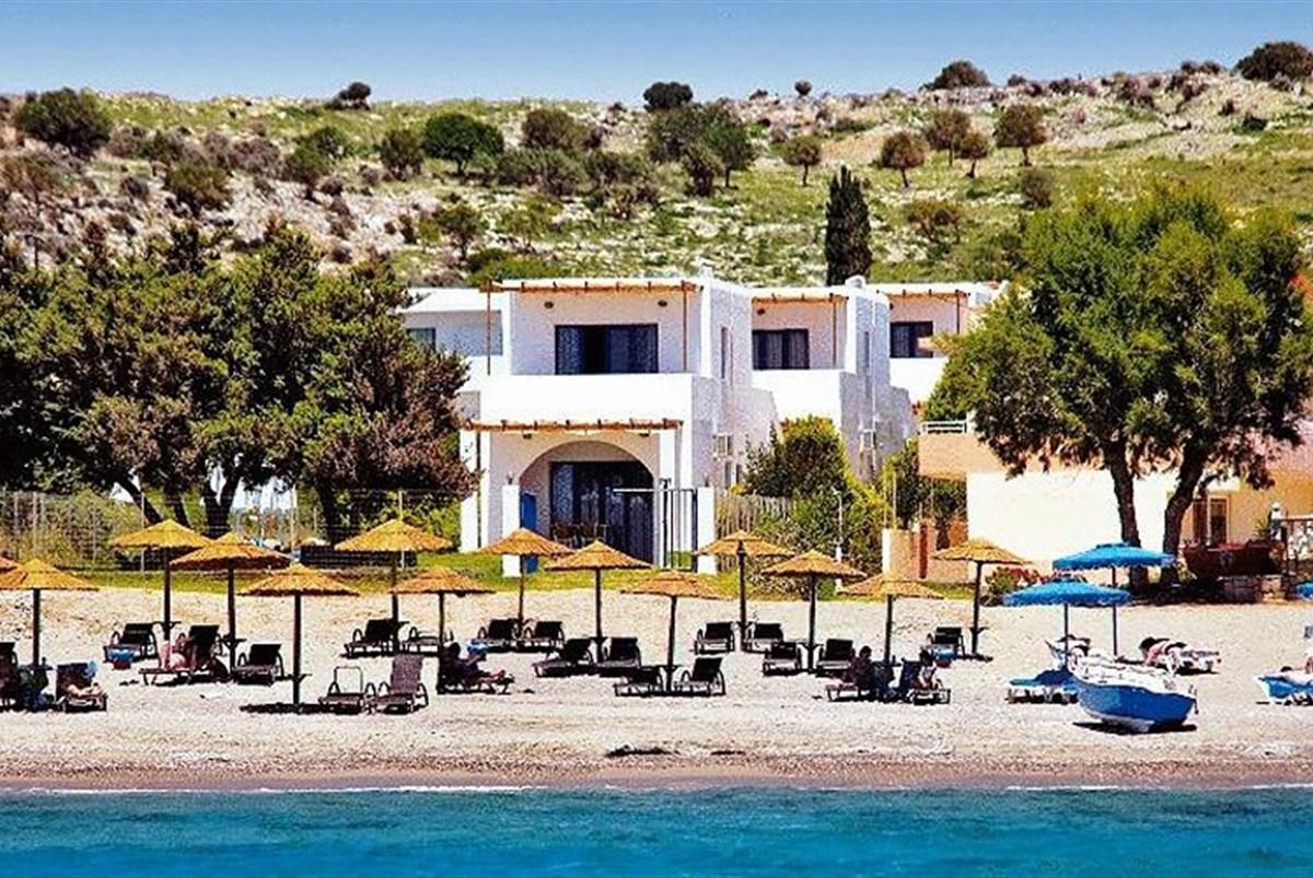 Apartmánový dům Katikies - Lefkada
