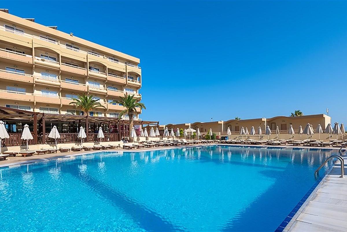 Hotel Sun Beach Resort Complex - Rhodos