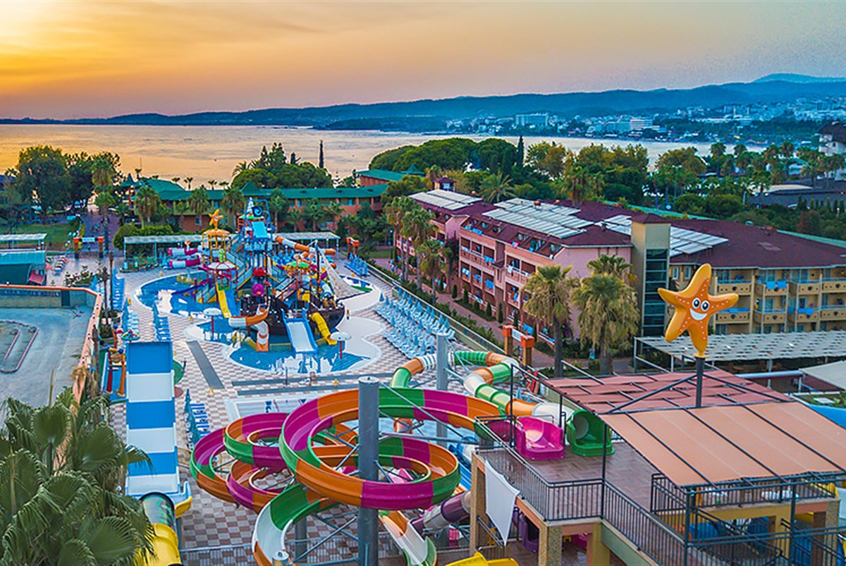 Hotel Club Lonicera World - Side + Manavgat