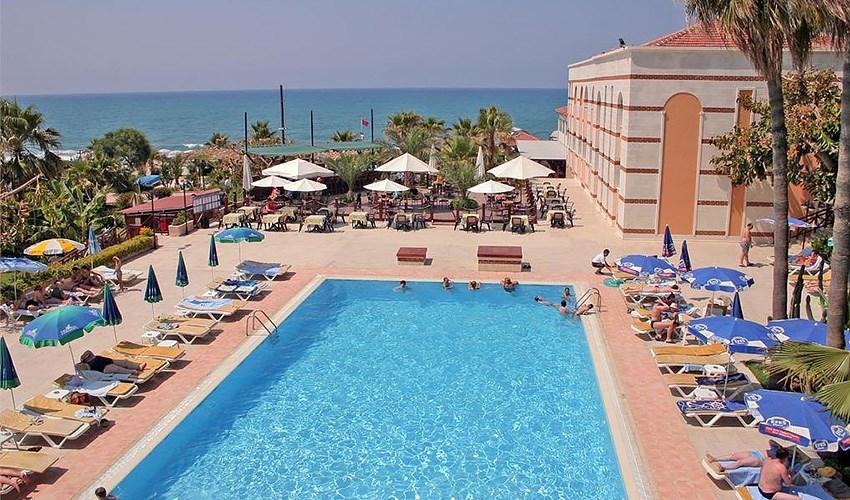 Hotel Green Paradise Beach - Turecko