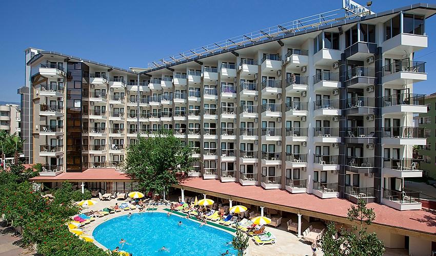 Hotel Monte Carlo - Turecko