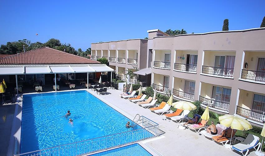 Hotel Sayanora - Turecko