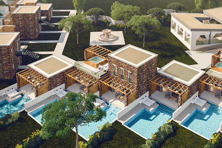 Hotel Golden Sun Resort & Spa - Karpathos