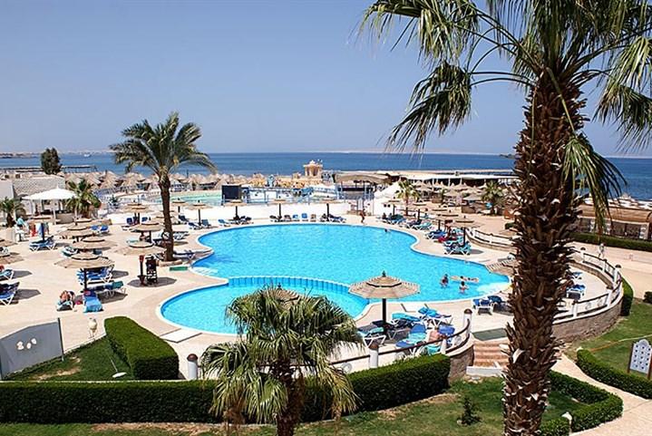 Hotel Aladdin Beach Resort - Hurghada