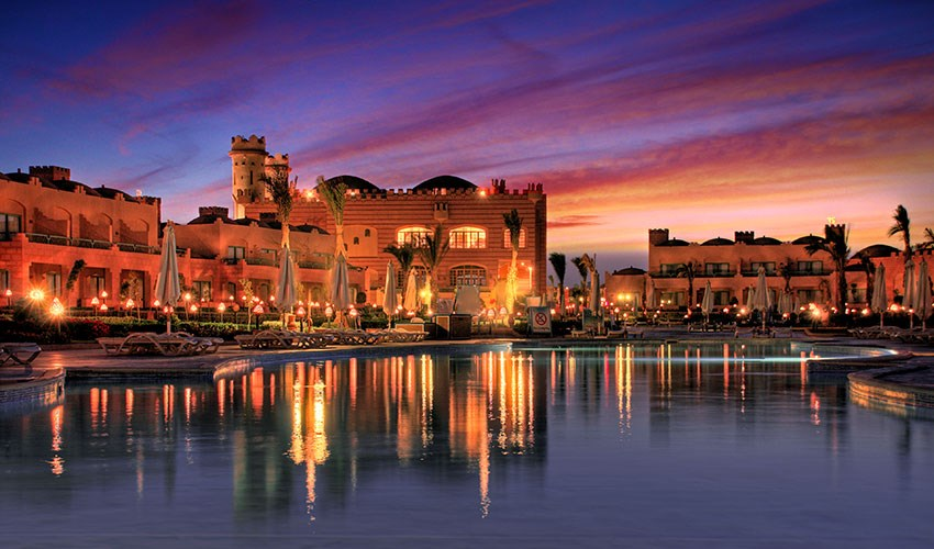 Hotel Club Calimera Akassia Swiss Resort - Egypt