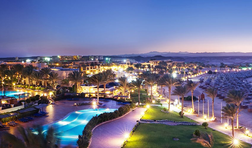 Hotel Jaz Lamaya Resort - Egypt