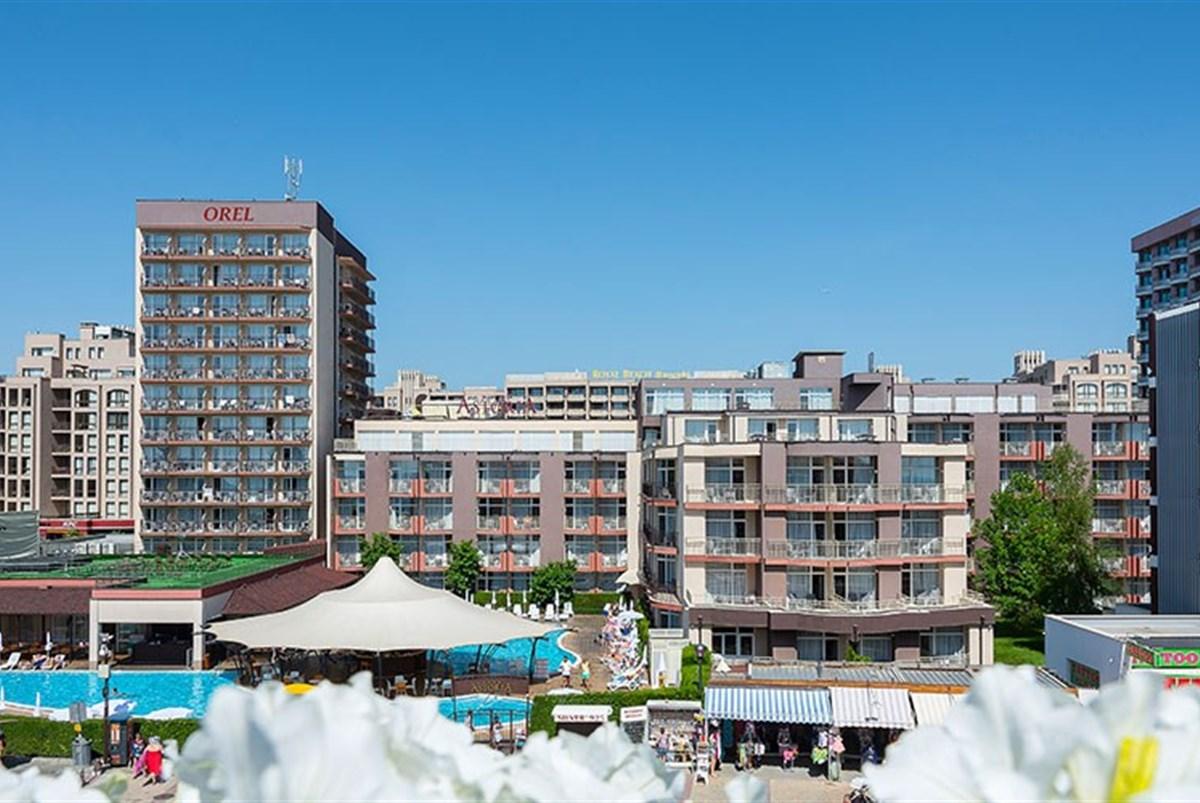 Hotel MPM Astoria - Bulharsko