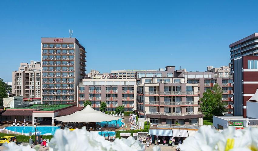 Hotel MPM Astoria - Slunečné pobřeží