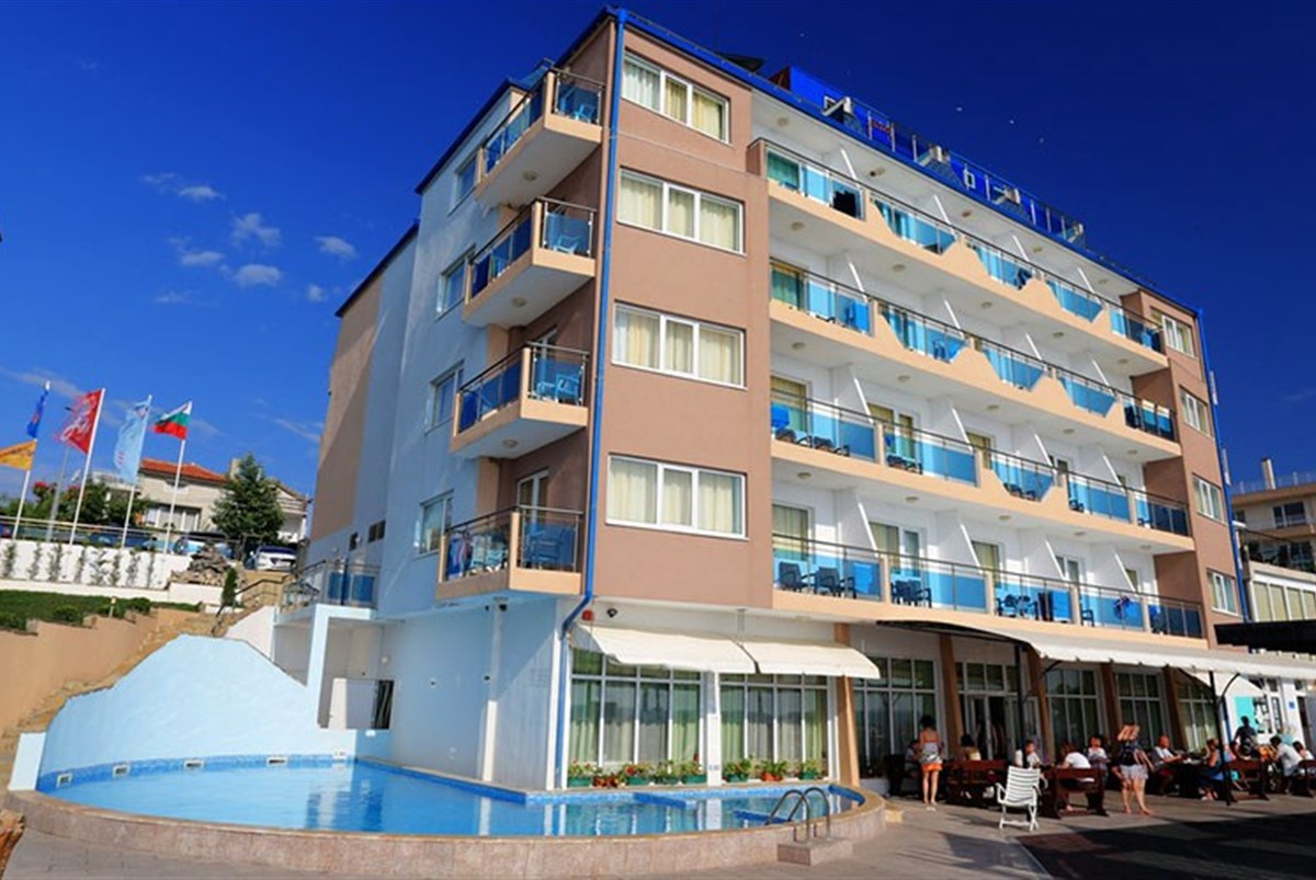 Hotel Paraiso Beach - Bulharsko