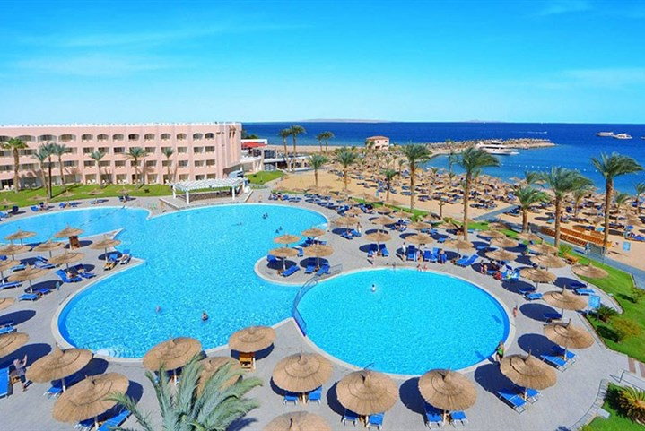 Hotel Beach Albatros Resort Hurghada -