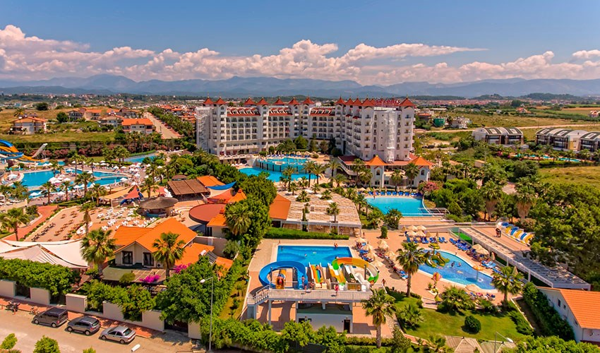 Hotel Serenis - Turecko