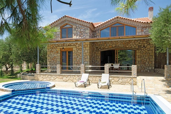 Villa Tireda - Řecko
