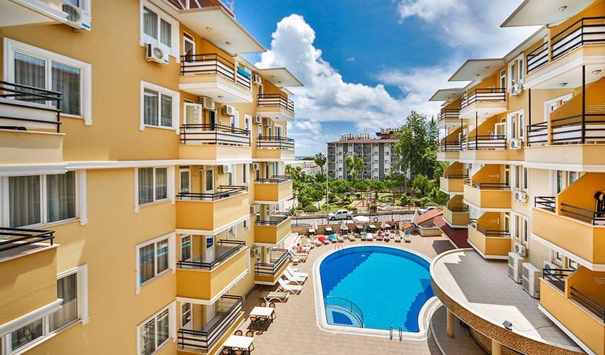 Hotel Kleopatra Ada - Turecko