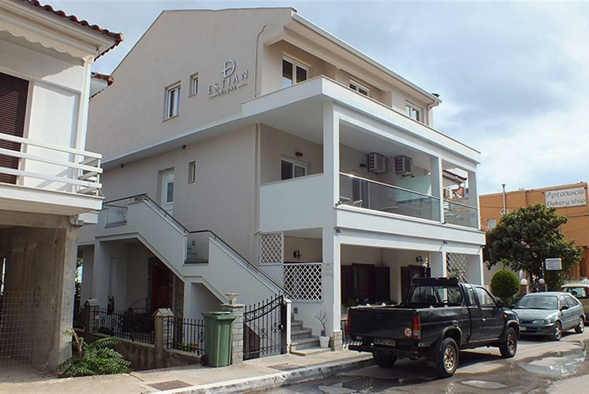 Apartmánový dům Estian Deluxe - Thassos