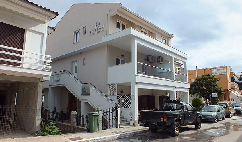 Apartmánový dům Estian Deluxe -