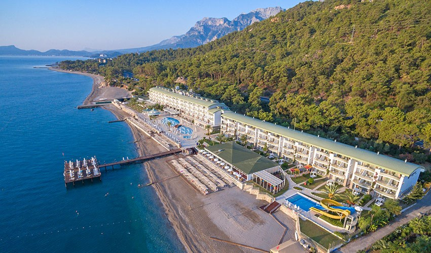 Hotel Grand Park Kemer - Turecko