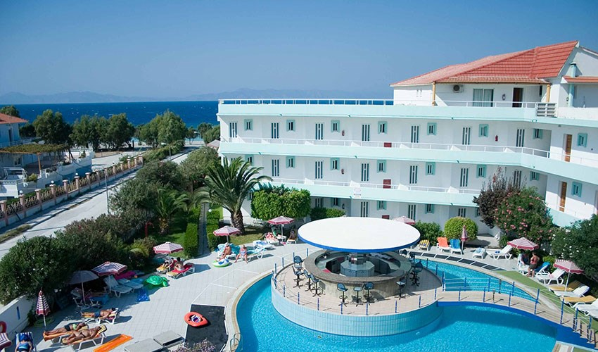 Hotel Bay Side Katsaras -