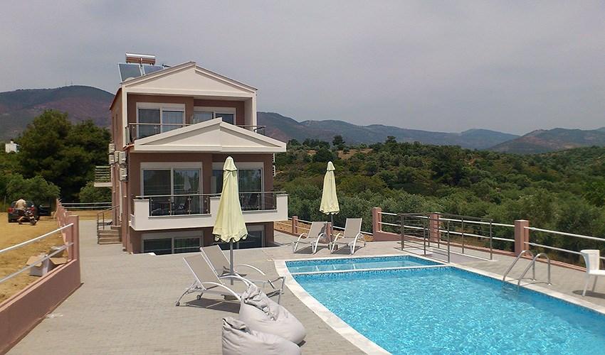Apartmánový dům De Sol Luxury Apartments - Thassos