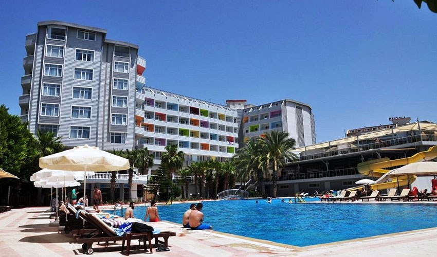 Hotel Meridia Beach - Turecko