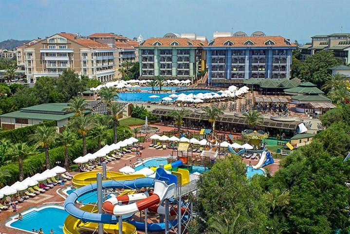 Hotel Sentido Turan Prince - Turecko
