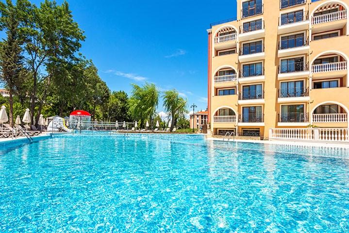 Hotel Festa Via Pontica - Bulharsko