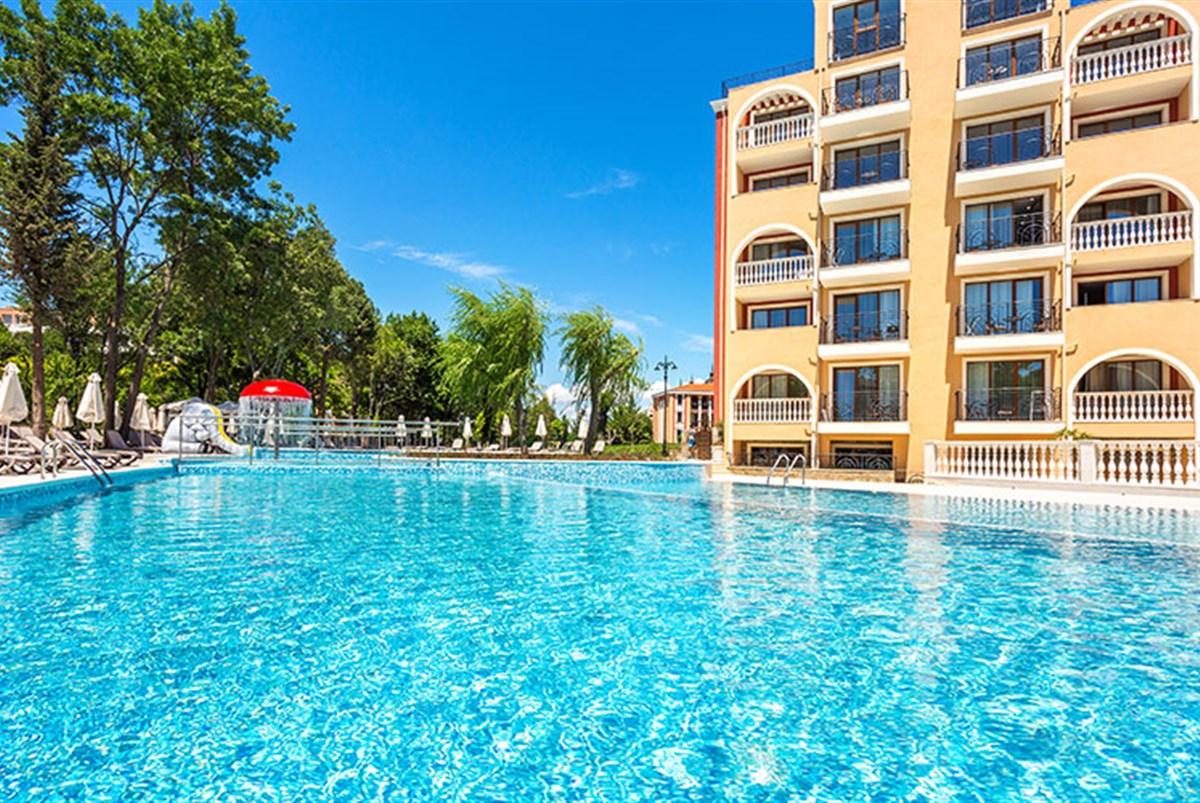 Hotel Festa Via Pontica - Pomorie