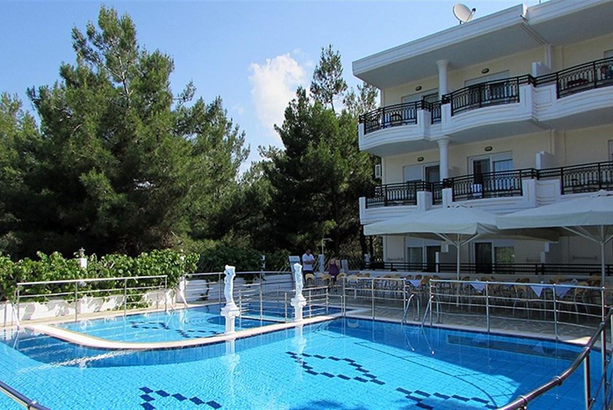 Aparthotel Sirines - Thassos