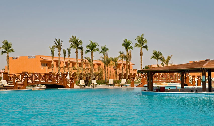 Hotel Jaz Grand Resort -