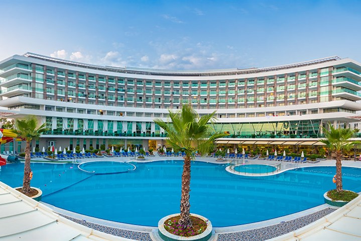 Hotel Xoria Delux - Turecko