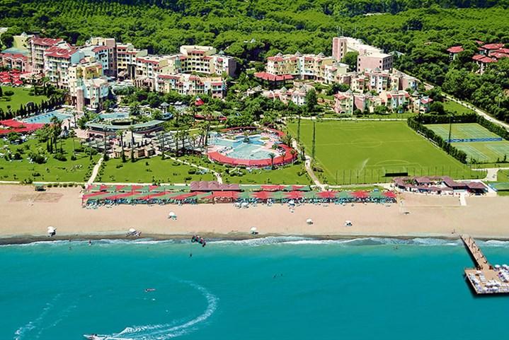 Hotel Limak Arcadia Golf & Sport Resort - Turecko