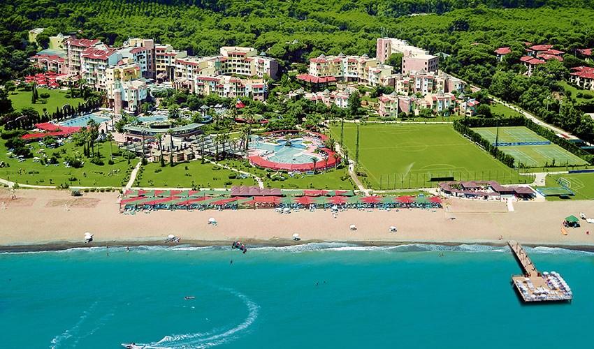Hotel Limak Arcadia Golf & Sport Resort - Belek