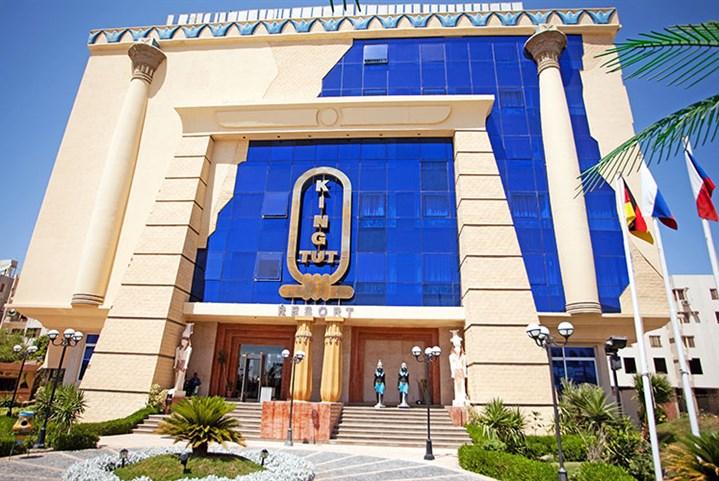 Hotel King Tut Aqua Park Beach Resort - Pomorie - Aheloy