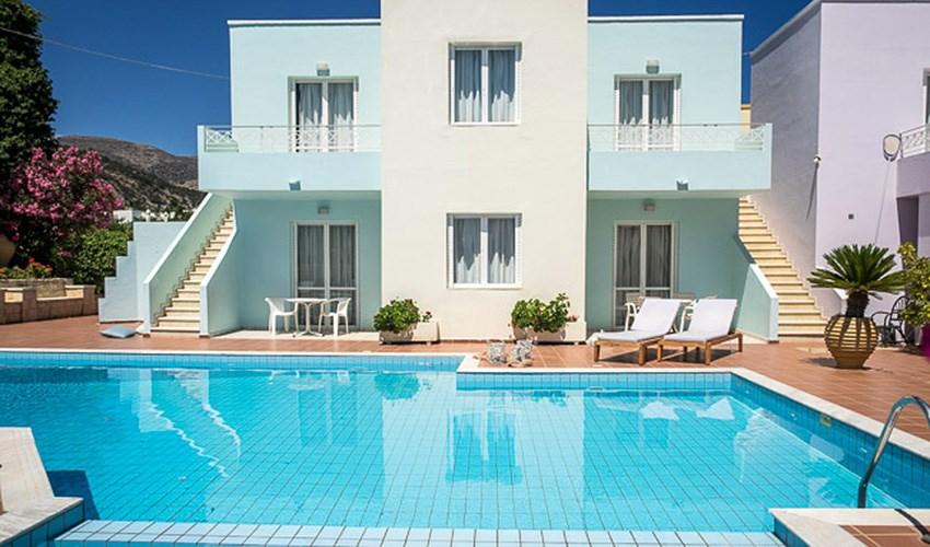 Apartmánový dům Mari - Heraklion