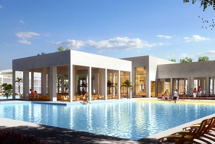 Hotel Jaz Maraya - Egypt