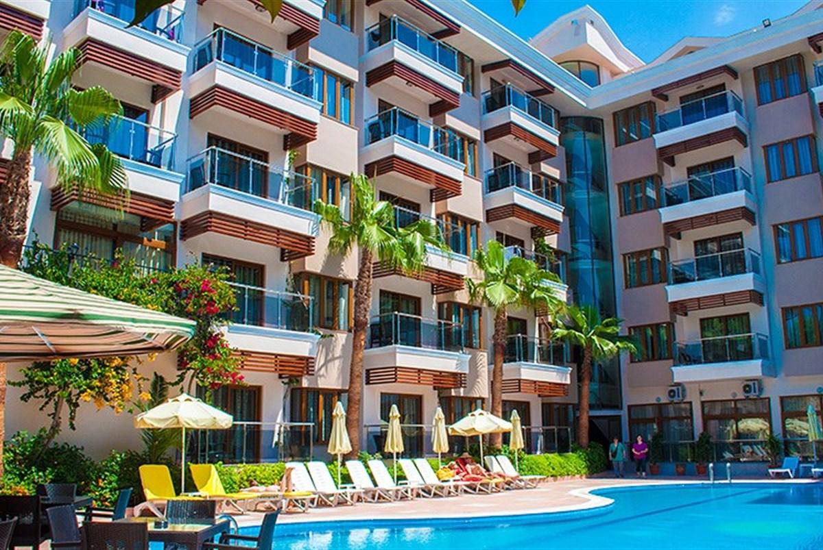 Hotel Sun Beach Park - Alanya