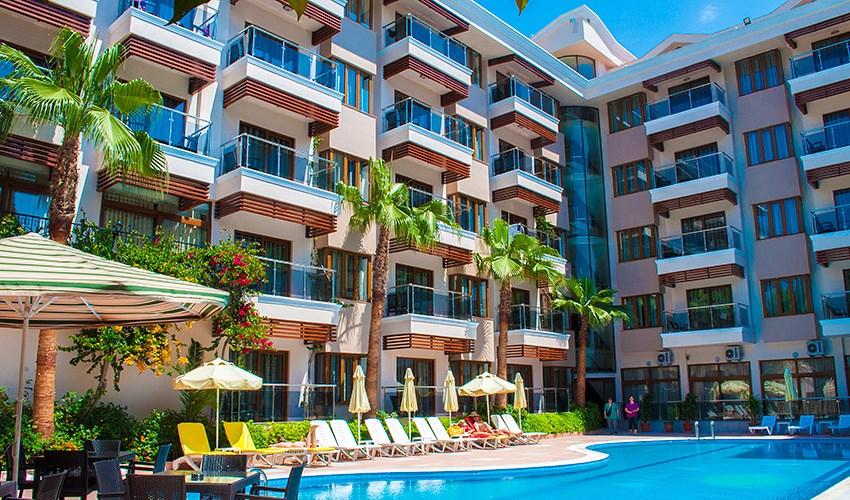 Hotel Sun Beach Park - Turecko