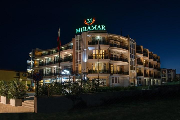 Hotel Miramar - Bulharsko - Aheloy