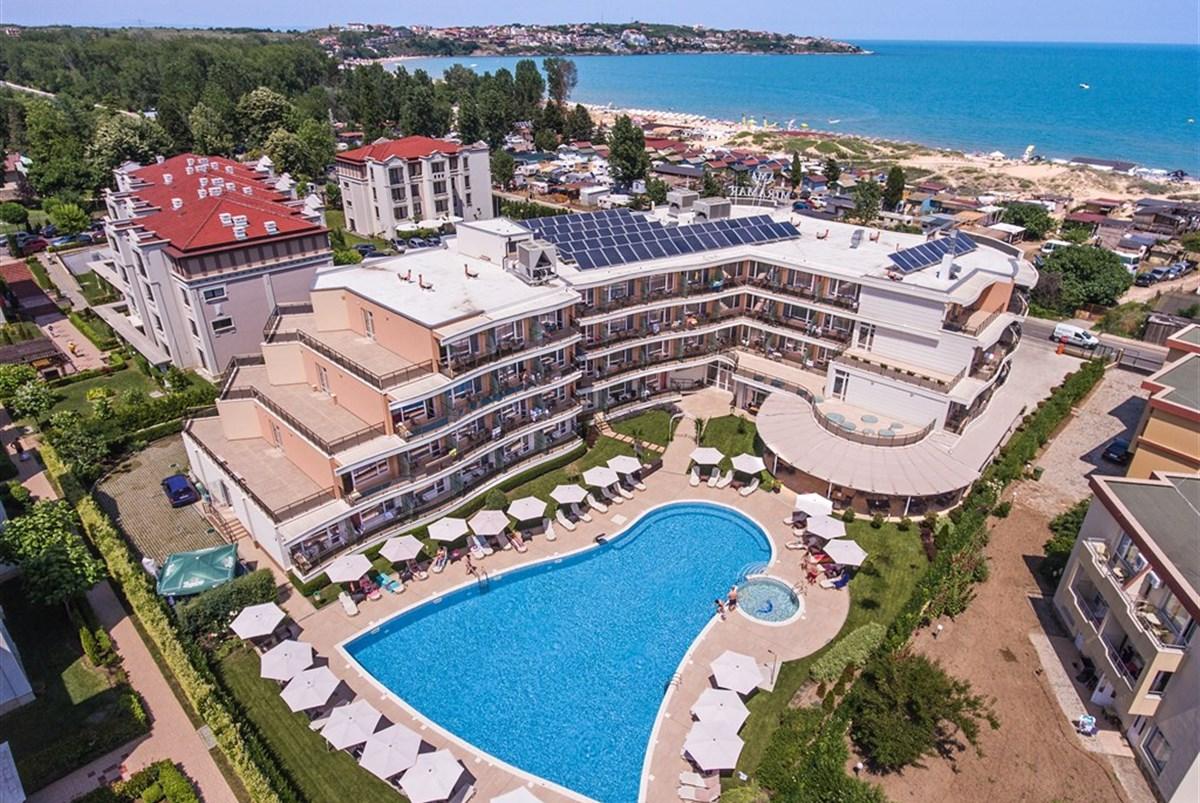 Hotel Miramar - Sozopol - Bulharsko