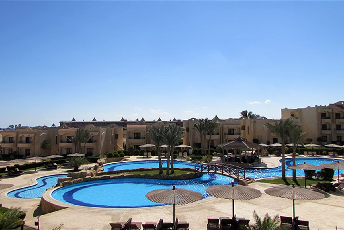 Hotel Coral Hills Resort - Egypt