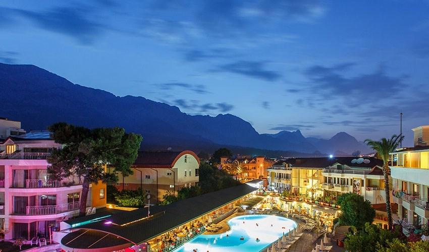 Hotel Tu Casa Gelidonya - Turecko