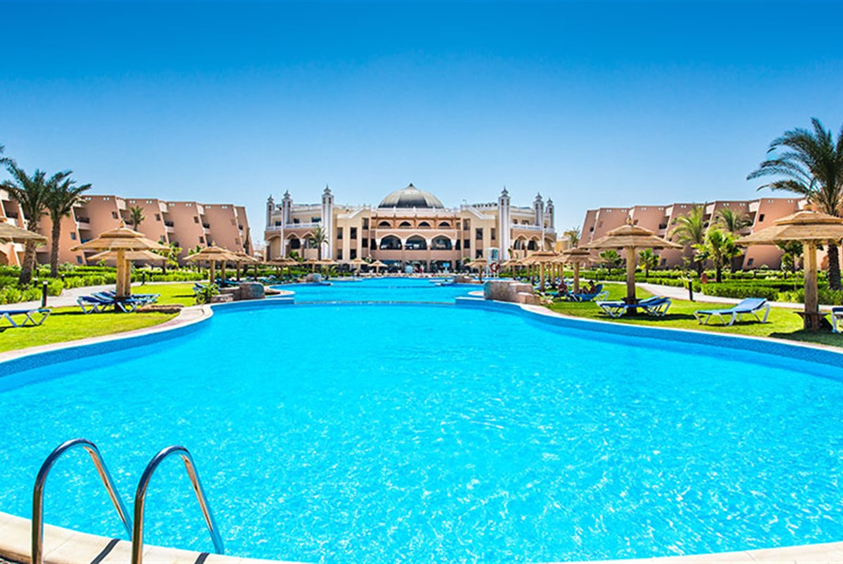 Hotel Jasmine Palace Resort & SPA - Egypt
