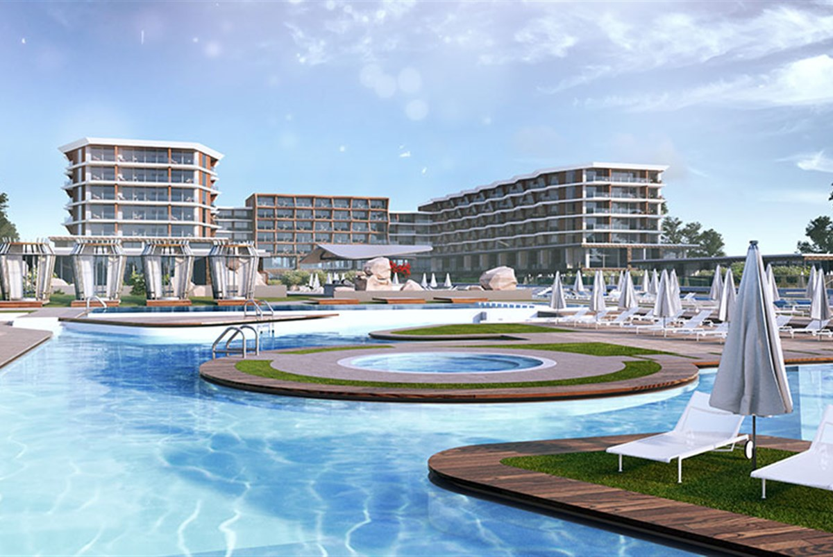 Hotel Wave Resort - Aheloy
