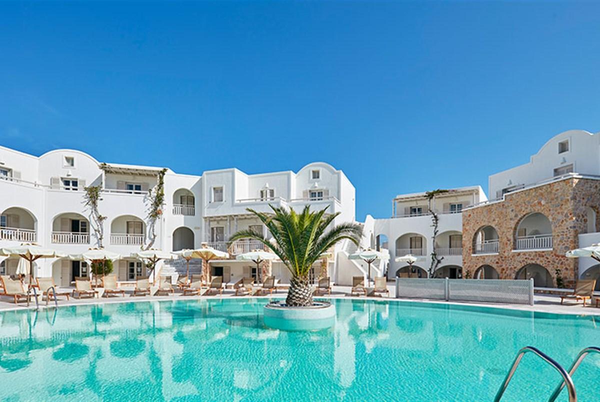 Hotel Aegean Plaza - Santorini