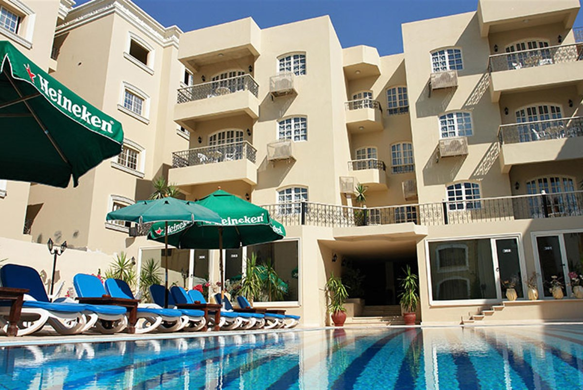 Hotel Elysees Dream Beach - Egypt