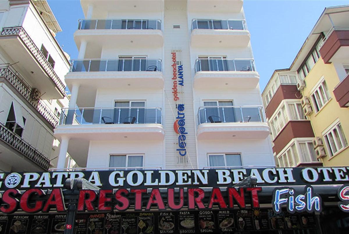 Hotel Cleopatra Golden Beach - Turecko