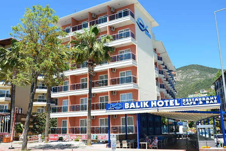 Hotel Kleopatra Balik Beach - Turecko