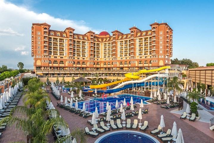Hotel Villa Side Residence - Turecko
