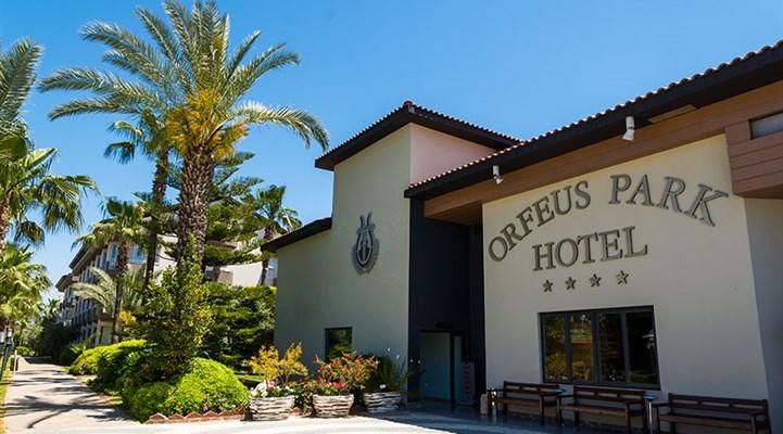 Hotel Orfeus Park -