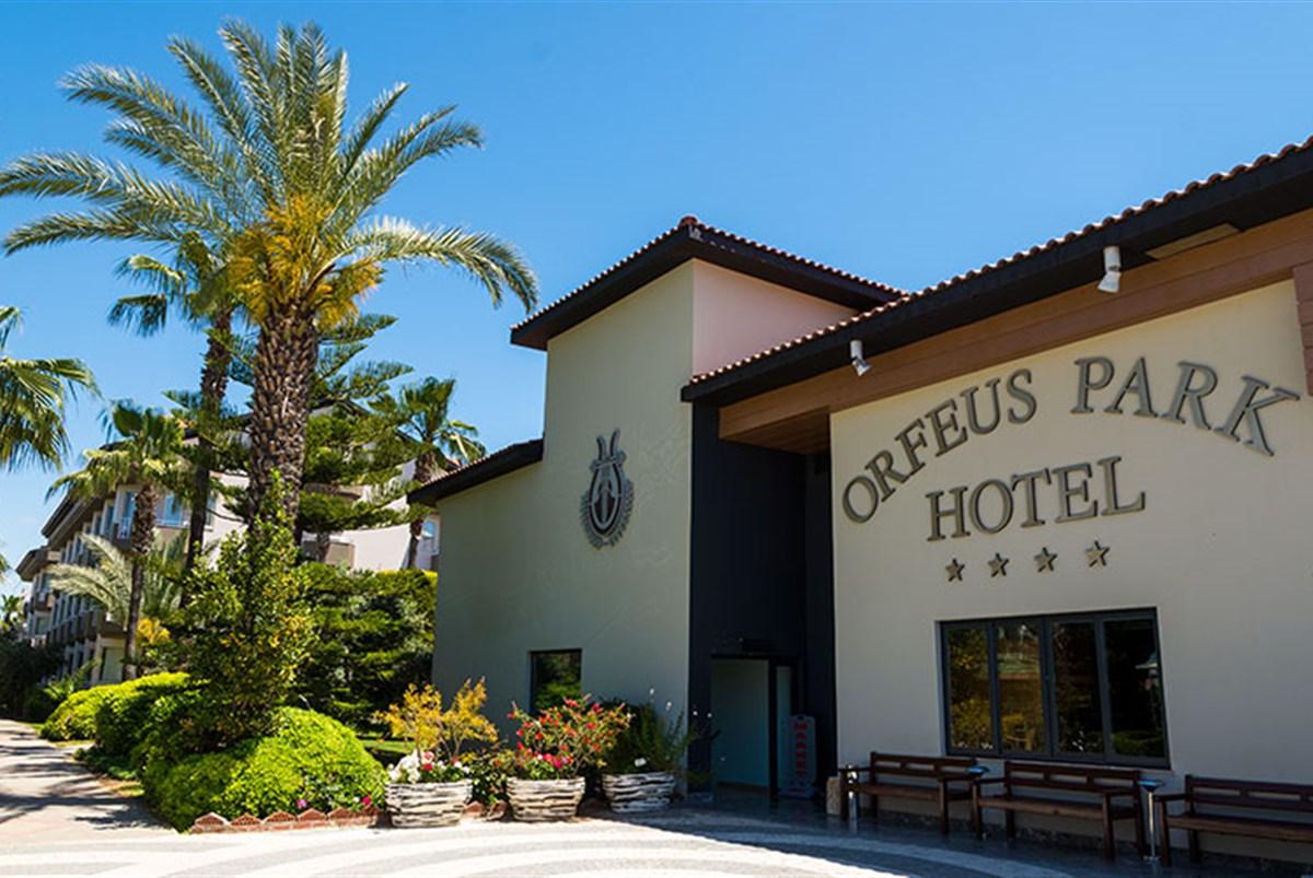 Hotel Orfeus Park - Side + Manavgat